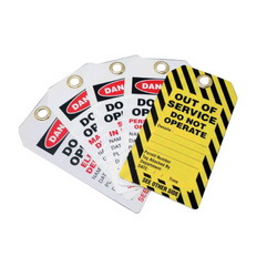 Safety & Lockout Tags