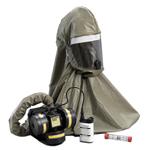 PAPR & Supplied Air Hoods & Helmets