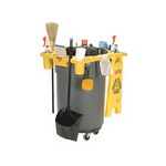 Janitorial Carts & Supply Holders