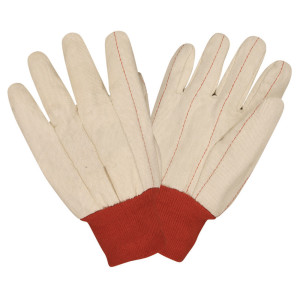 Cotton & String Knit Gloves