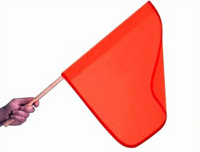 Safety Flags, Pennants & Banners
