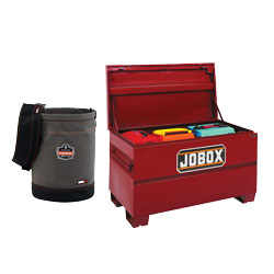 Tool Chests, Bags & Buckets