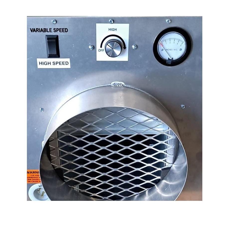 Aerospace America 1000V Air Scrubber, 1000 cfm