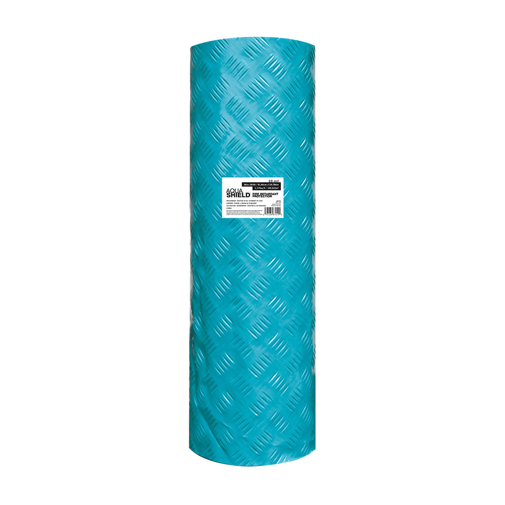 Trimaco Aqua Shield® Flame Retardant Surface Protection, 10 mil, 36 in x 393 ft