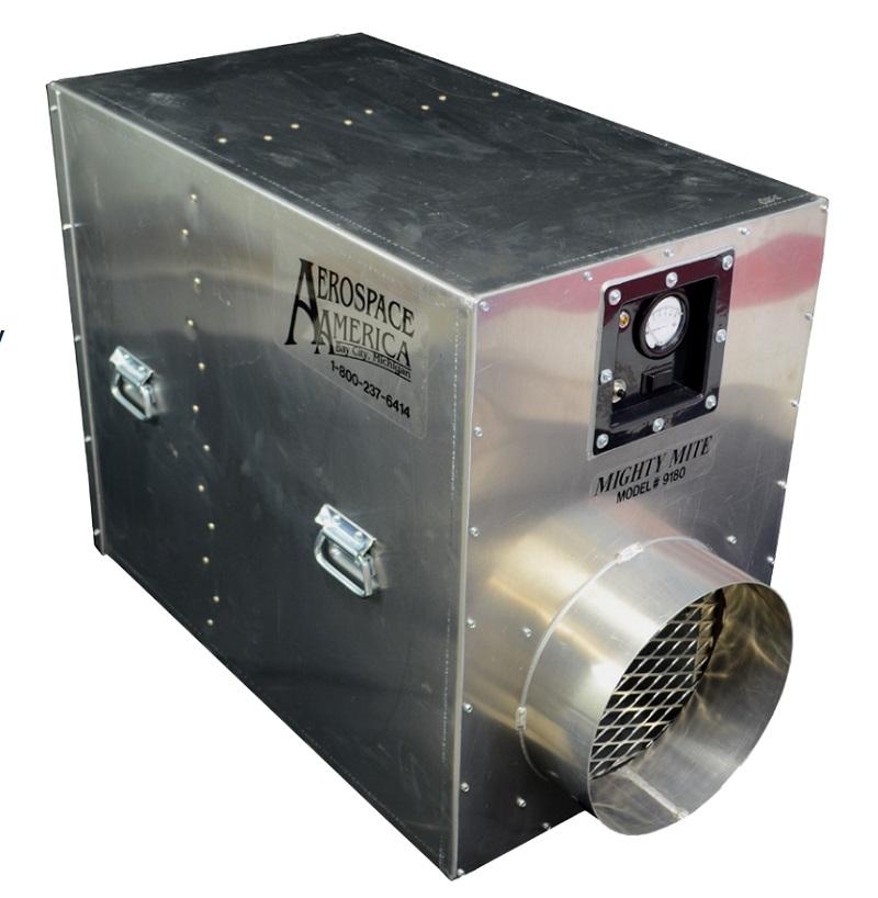 Aerospace America Mighty Mite (9180) Air Scrubber, 1850 cfm