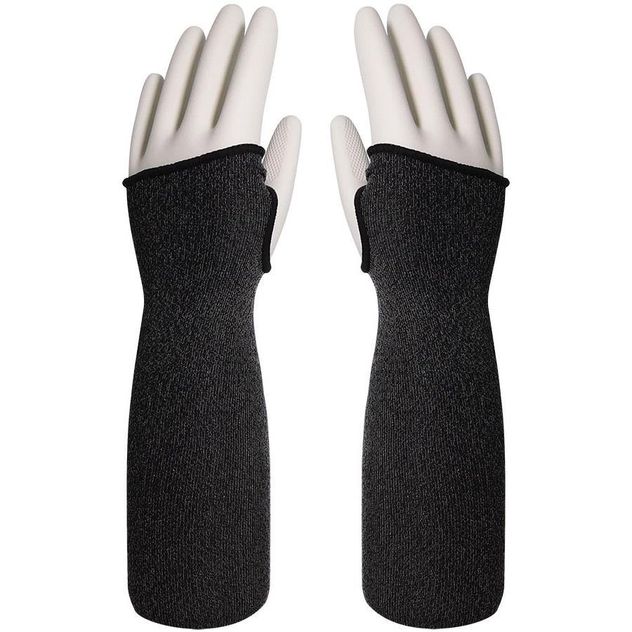 "Kyorene® Graphene A4 Sleeve with Thumb Hole, 18"""