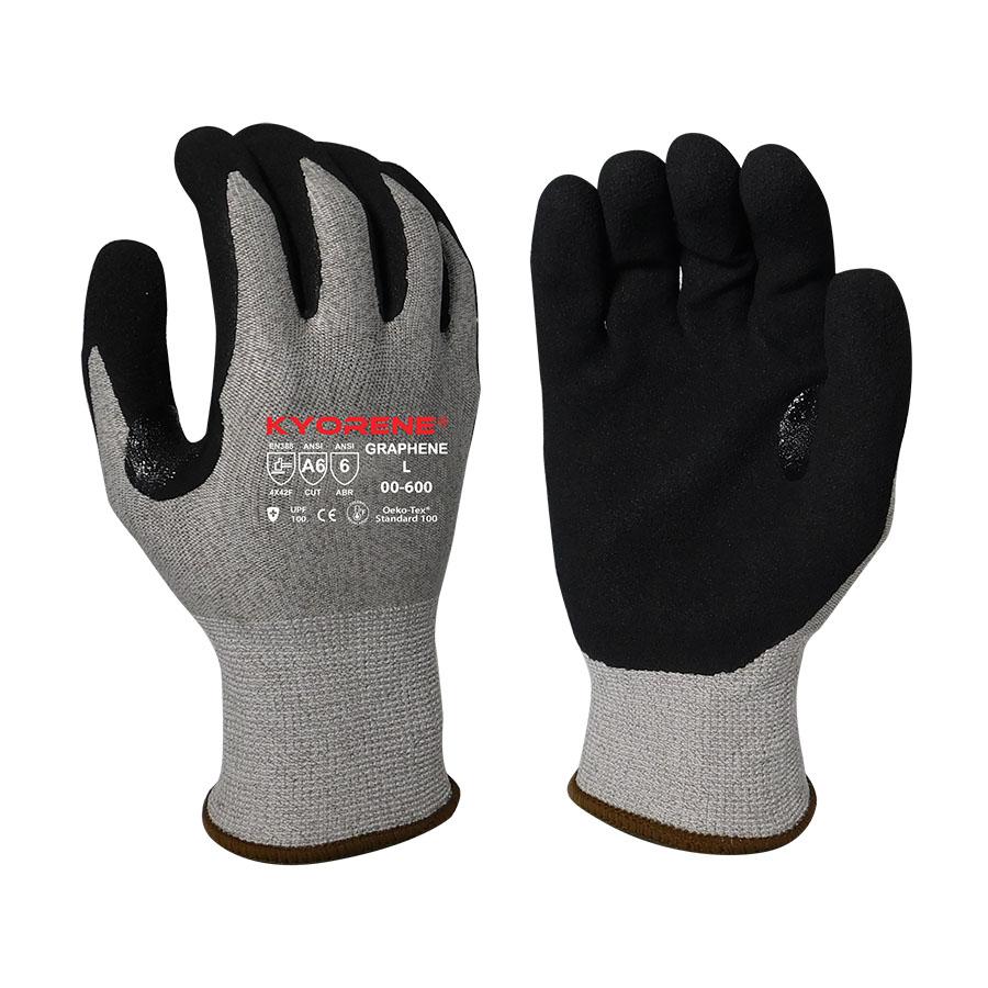 Armor Guys KYORENE® Gloves - CR Nitrile Palm Cut A6 - 3X (00-600)