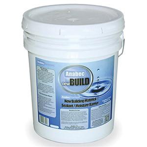 Anabec ANA4050 Tintable Microbial Barrier -  5 gal Pail -  Faint Solvent -  Liquid -  Clear