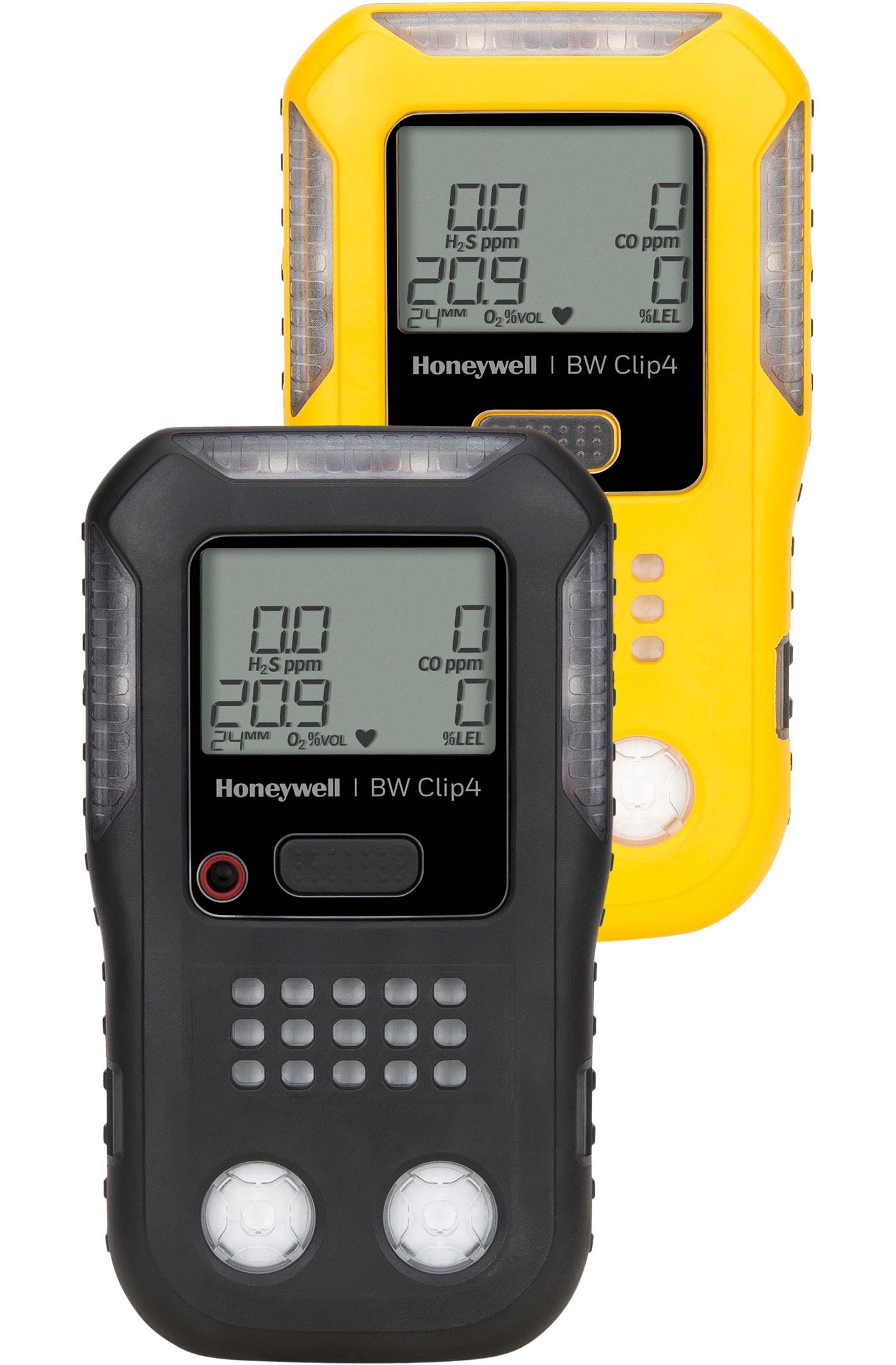 Honeywell BW™ Clip4 - Multi-Gas Detector