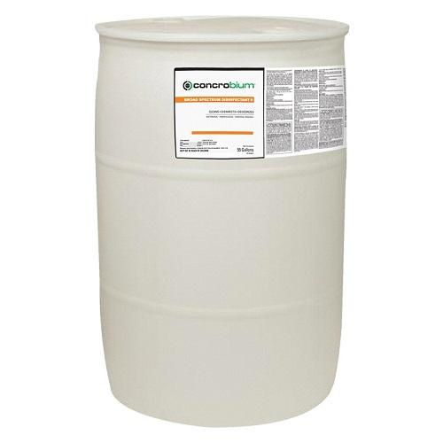 Concrobium® CCP626-055 Broad Spectrum Disinfectant -  55 gal Drum -  Thyme Oil/Light Spice -  Liquid -  Clear