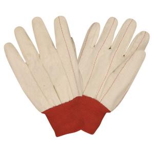 Cotton Canvas Dbl Palm Glove