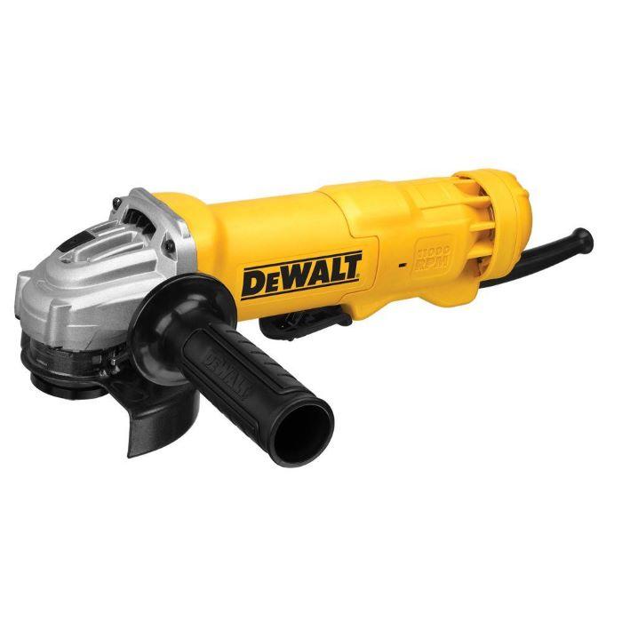 "DeWALT® 4-1/2"" Small Angle Grinder w/No Lock On Switch"