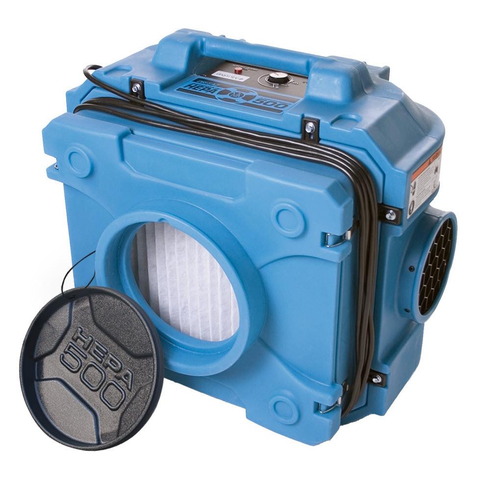 Dri-Eaz® F284 DefendAir® HEPA 500 Air Scrubber