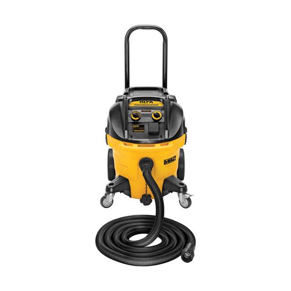 Dewalt DWV012 10 Gallon Wet/Dry HEPA/RRP Dust Extractor