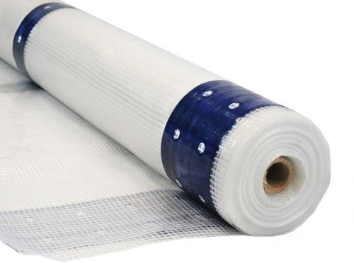 Scaf-Lite™ (SL12-13100-FR) Scaffold Sheeting, 12 mil White
