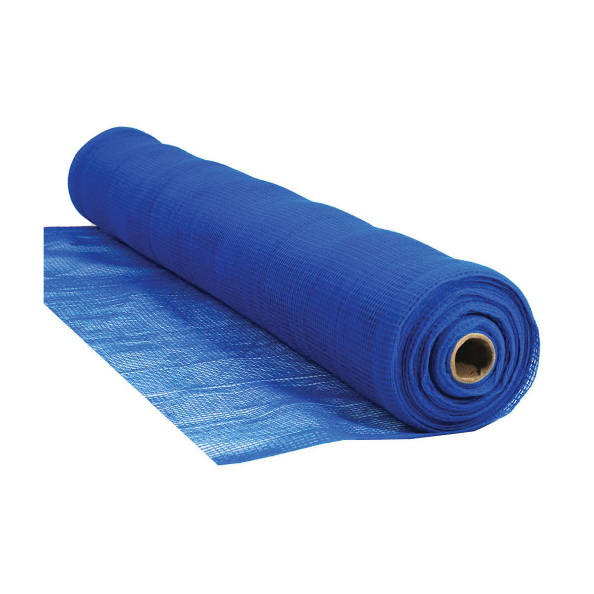 Eagle® SG-02150-BLU-FR Safety Debris Netting - 150 ft L x 2 ft W - 1/4 in Mesh - Polyethylene - Blue