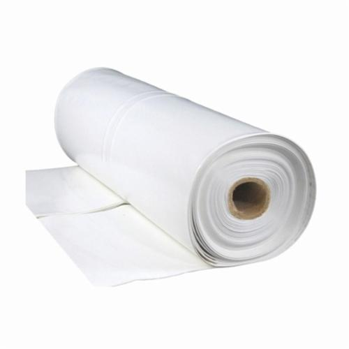 Eagle Industries SW9-30100-WHT-FR Heat Shrink Wrap -  30 ft W x 100 ft L -  9 mil THK -  Polyethylene -  White