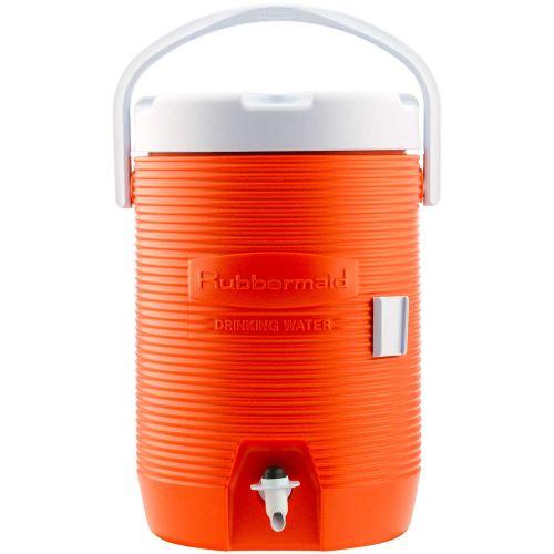 Rubbermaid® Water Cooler - 3 Gal - Orange