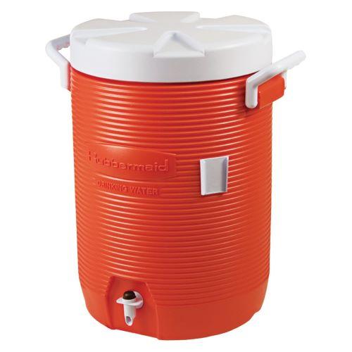 Rubbermaid® Water Cooler - 5 Gal - Orange