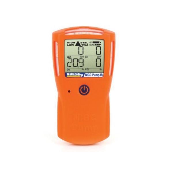 Multi-Gas Clip w/ IR Sensor and Internal Pump