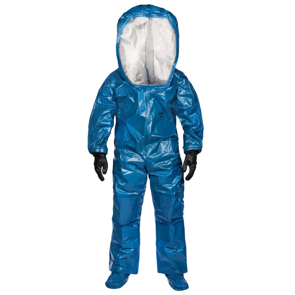 Interceptor® Plus Rear Entry Vapor-Protective Level A Suit