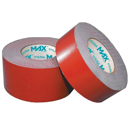 MAX™ by ABATIX™ Red Duct Tape, 10mil, 2 Inch, 24/case