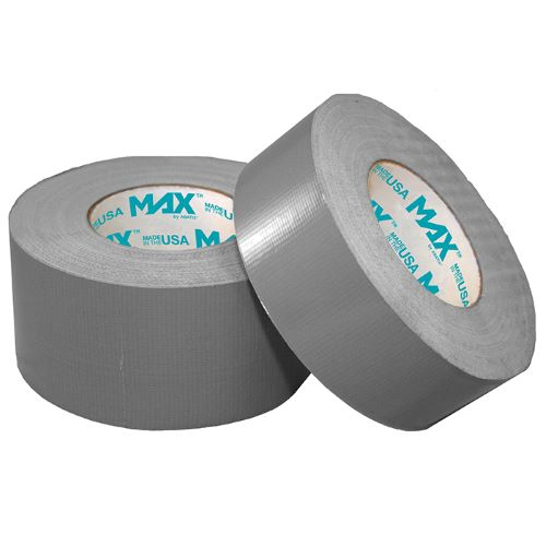 MAX™ by ABATIX™ Silver Duct Tape, 9mil, 2 Inch, 24/case