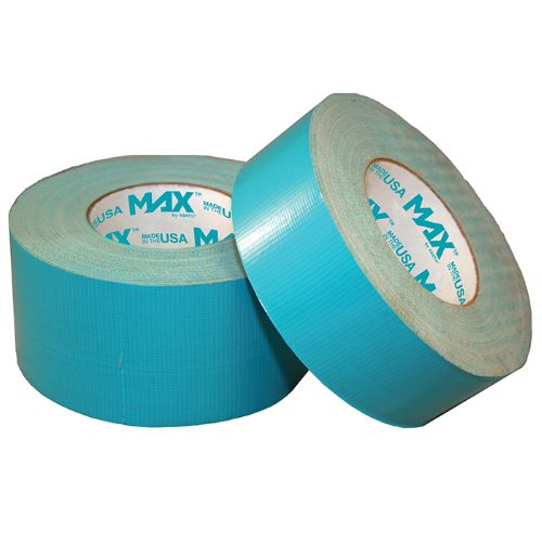 MAX™ by ABATIX™ Teal Blue Duct Tape, 11mil, 2 Inch, 24/case