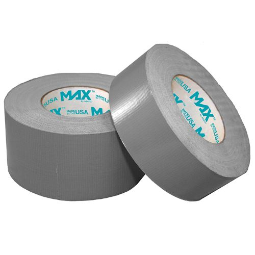 MAX™ by ABATIX™ Silver Duct Tape, 9mil, 3 Inch, 16/case