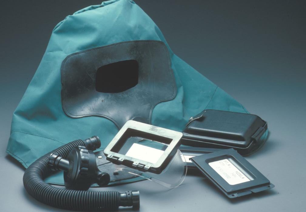 MSA Abrasi-Blast™ Supplied Air Respirator Assembly