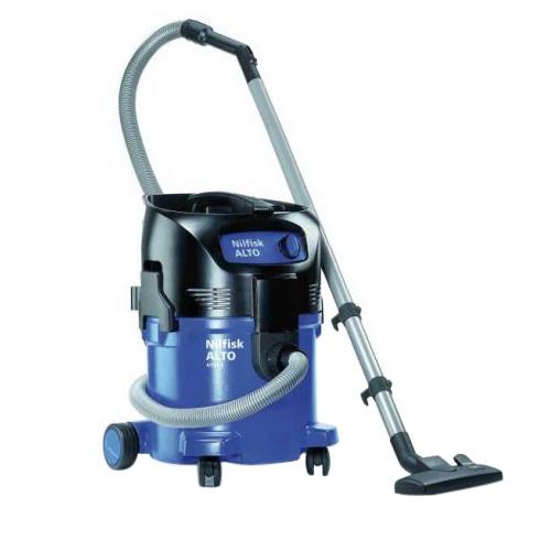 Nilfisk® 900130 Wet/Dry Vacuum -  8 gal -  1000 W -  9 A -  120 VAC -  Plastic Housing