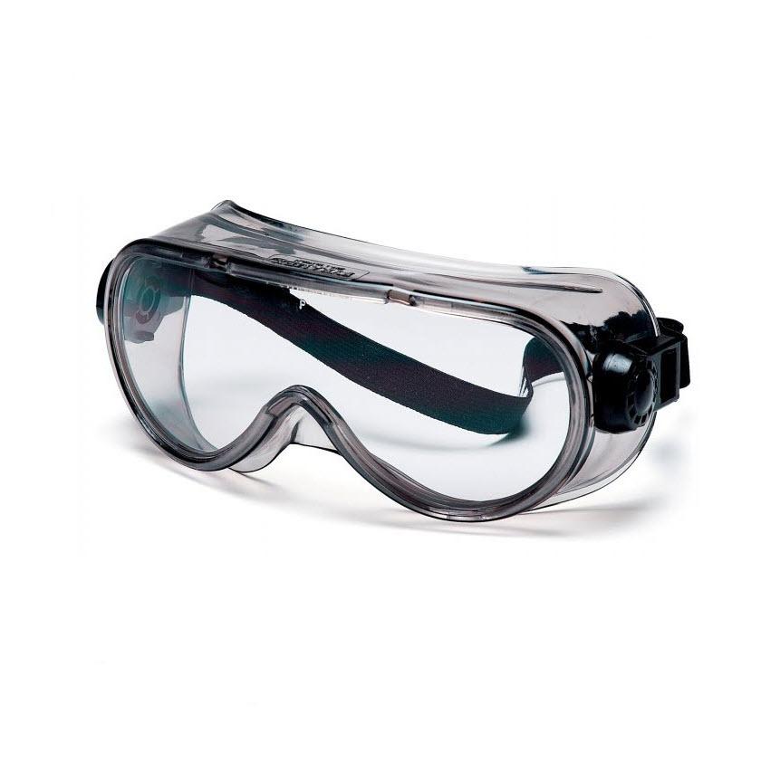 Pyramex® G304T Top Shelf Chemical Splash Goggle, Clear H2X Anti-Fog Lens