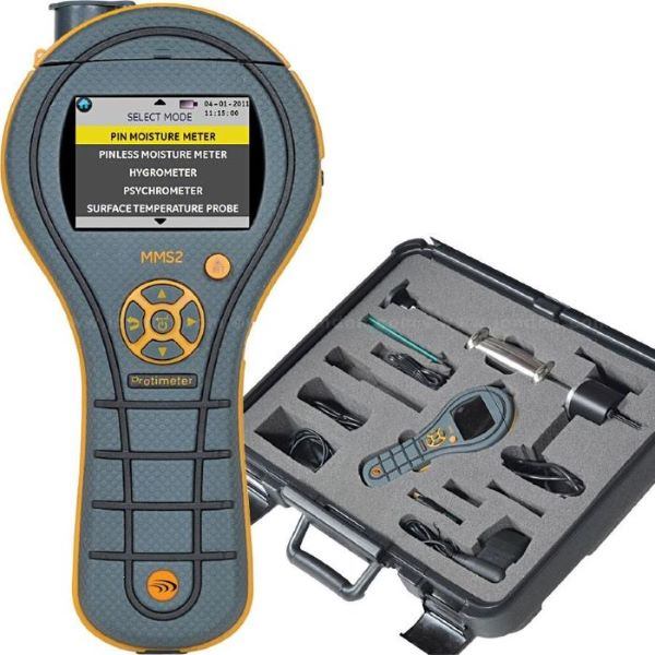 Protimeter MMS2 Moisture Meter, Restoration Kit