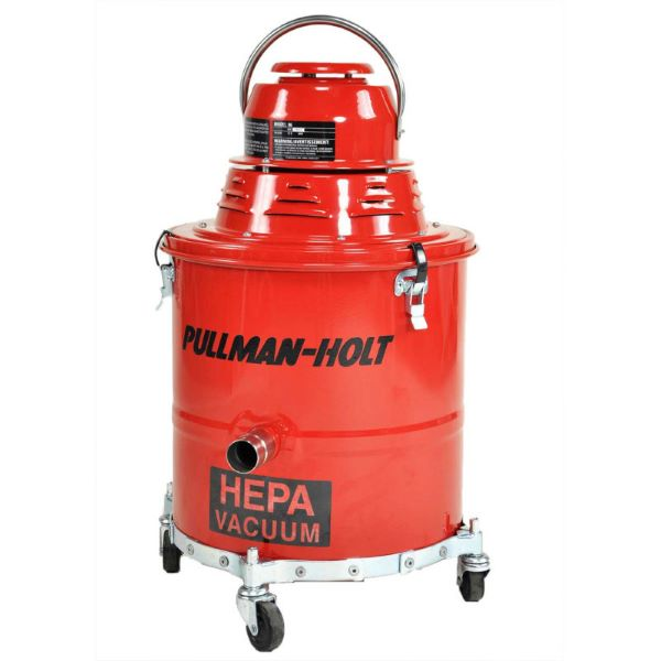 Pullman Ermator (B160419) Model 86 Dry Compact All Steel HEPA Vacuum