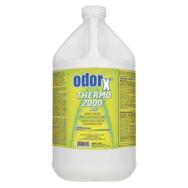 Legend Brands ProRestore® Deodorizer, Thermo-2000, 4 GL/cs