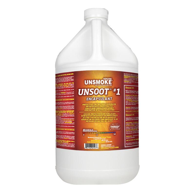 Legend Brands ProRestore® Encapsulant, Unsoot #1, 4 GL/cs