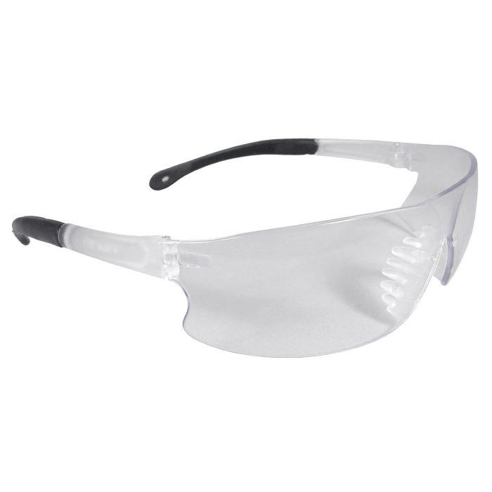 Radians® Rad-Sequel™ Safety Glasses, Clear Frame and Lens
