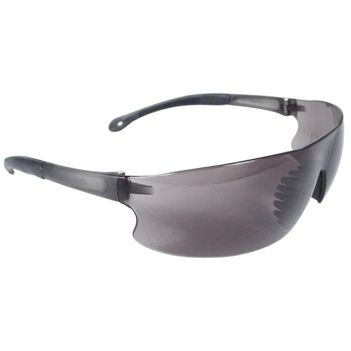 Radians® Rad-Sequel™ Safety Glasses, Smoke Frame and Lens
