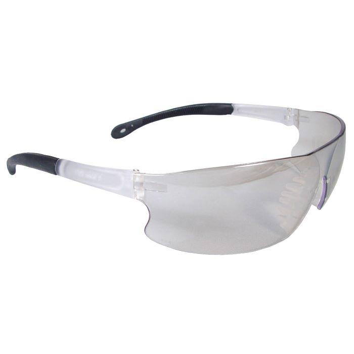 Radians® Rad-Sequel™ Safety Glasses, Clear Frame, Indoor/Outdoor Lens