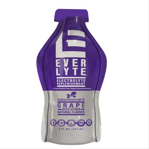 Sqwincher® EverLyte™ Ready-to-Drink, 8oz Pouch
