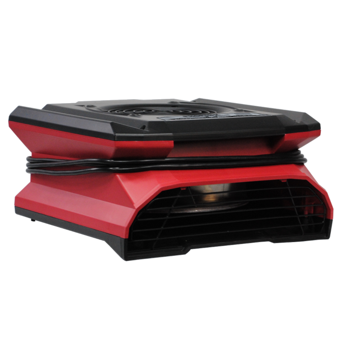 AirMAX Radial Air Mover - 4035000 - Red