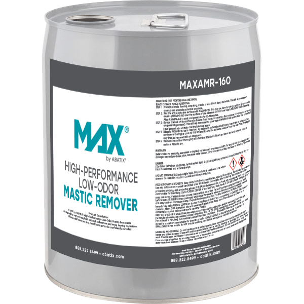Abatix AMR160 High Performance Mastic Remover