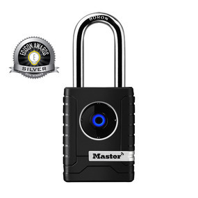 Bluetooth® Outdoor Padlock for Business Applications