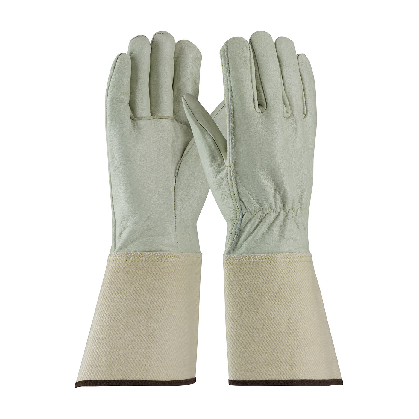 PIP® 68-101G Superior Grade Top Grain Cowhide Leather Drivers Glove