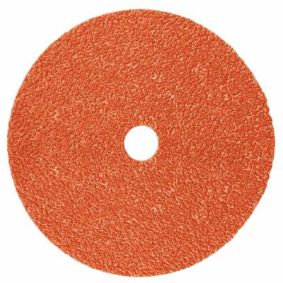 Cubitron™ II 987C Coated TN Quick Change Abrasive Disc - 4-1/2 in Dia - 36 Grit - Extra Coarse Grade