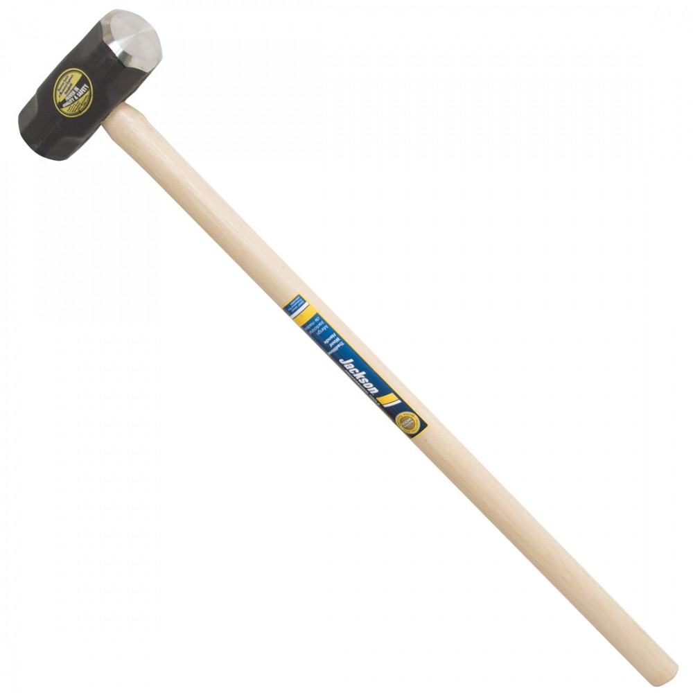 "Jackson® 8 lb Hardwood Sledge Hammer, 36"" Handle"