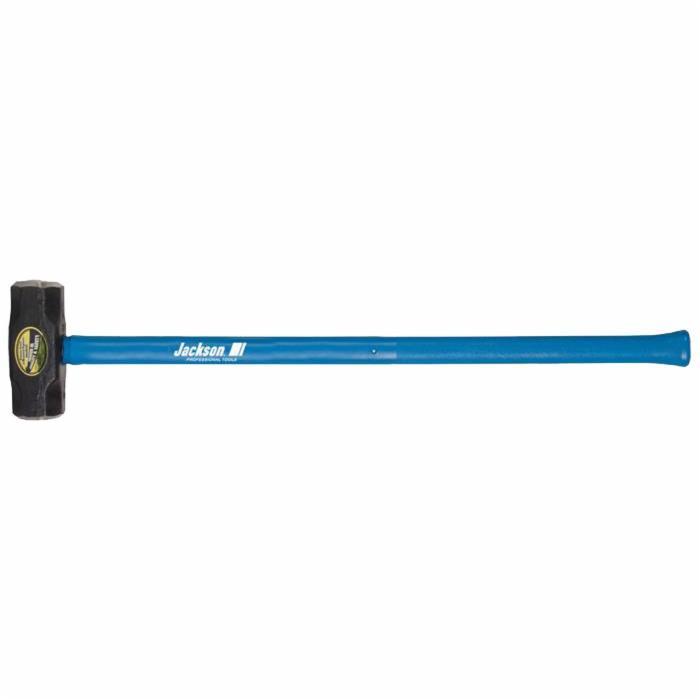 "Jackson® 8 lb Engineer Sledge Hammer, 16"" Fiberglass Handle"