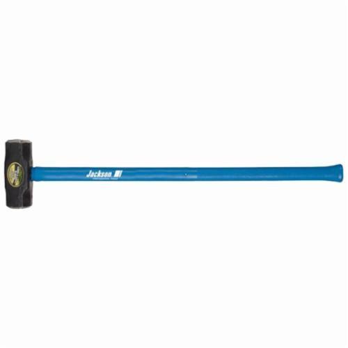 "Jackson® 12 lb Sledge Hammer, 34"" Fiberglass Handle"