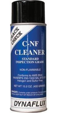 Weld Test Cleaner