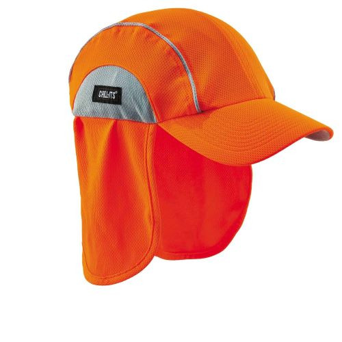 Chill-Its® 6650 High Performance Hat w/Neck Shade
